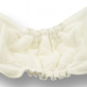 2in1 Bio-Baumwolleinlage slimfit