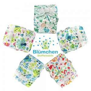 Blümchen All-in-One V2 Designs Kletter