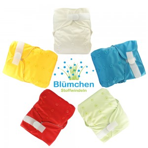 Blümchen All-in-One V2 unifarben Kletter