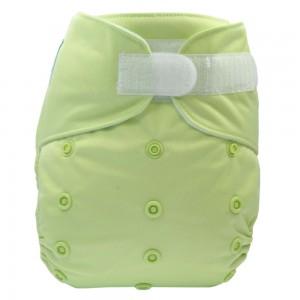Taschenwindel hellgrün Kletter